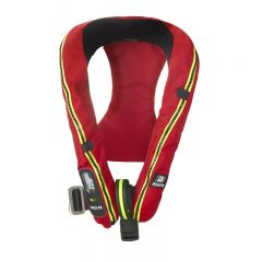 Baltic Compact 100 harness auto inflatable lifejacket red 30-110kg