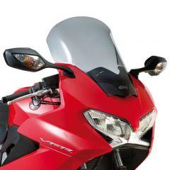 Givi Specific screen, smoked 48,2 x 36,5 cm (H x W) Honda VFR800F (14) D1132S