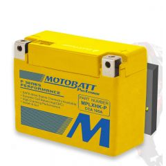 Motobatt lithium battery, MPLXHK-P Ho/Ka/Ya