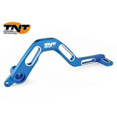TNT Brake pedal, Blue, Derbi Senda