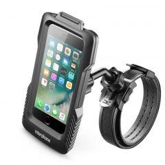Interphone holder Pro Case for Iphone 6+ 6s+, handlebar