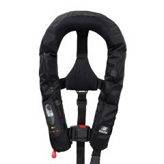 Baltic Legend auto inflatable lifejacket black 40-120kg