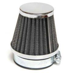 Tec-X Air filter, Attatchment Ø 42mm, (Ø 67mm x l. 65mm)