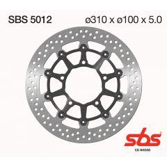 Sbs Brakedisc Standard 5012