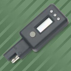Battery Tender Voltage meter