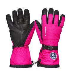 Sweep Arctic Expedition ladies glove black/pink