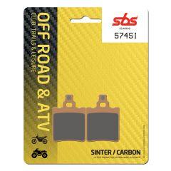 Sbs Brakepads Sintered Offroad 1624574