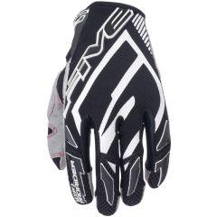 Five glove MXF PRO RIDER Black/white