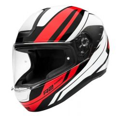 Schuberth helmet R2 Enforcer red