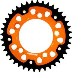 Supersprox Stealth Rear sprocket Orange