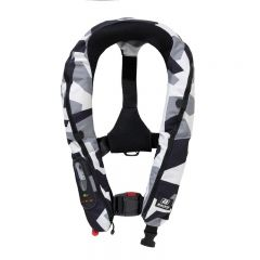 Baltic Legend auto inflatable lifejacket camo 40-120kg