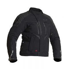 Halvarssons Textile Jacket Vimo Black