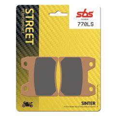 Sbs Brakepads Sintered rear