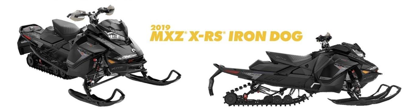 Ski-Doo MXZ Iron Dog