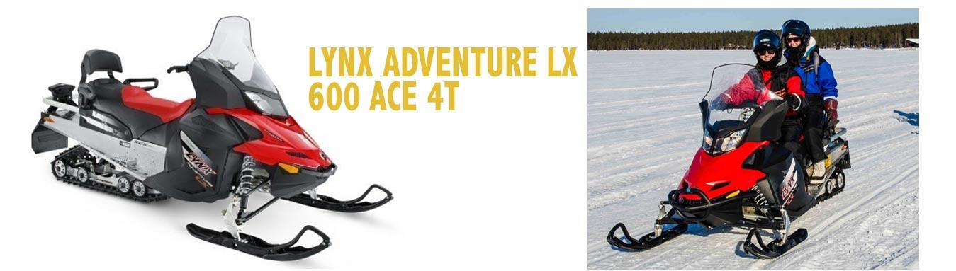 Lynx Adventure 600 ACE
